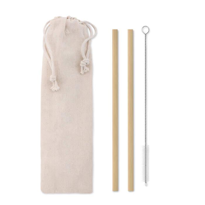 słomki bambusowe ekologiczne